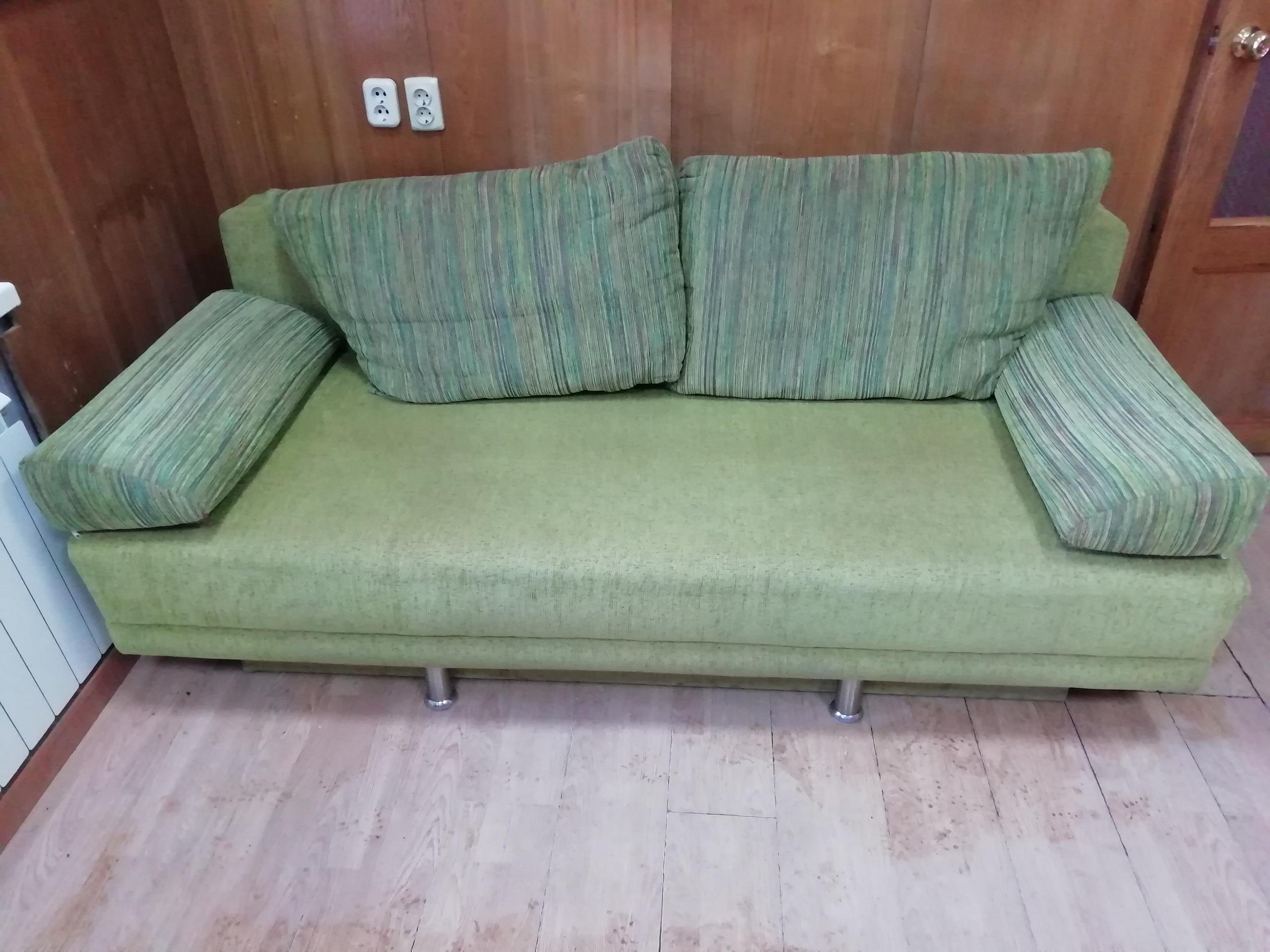 После химчистки мягкой мебели в Новокуйбышевске
