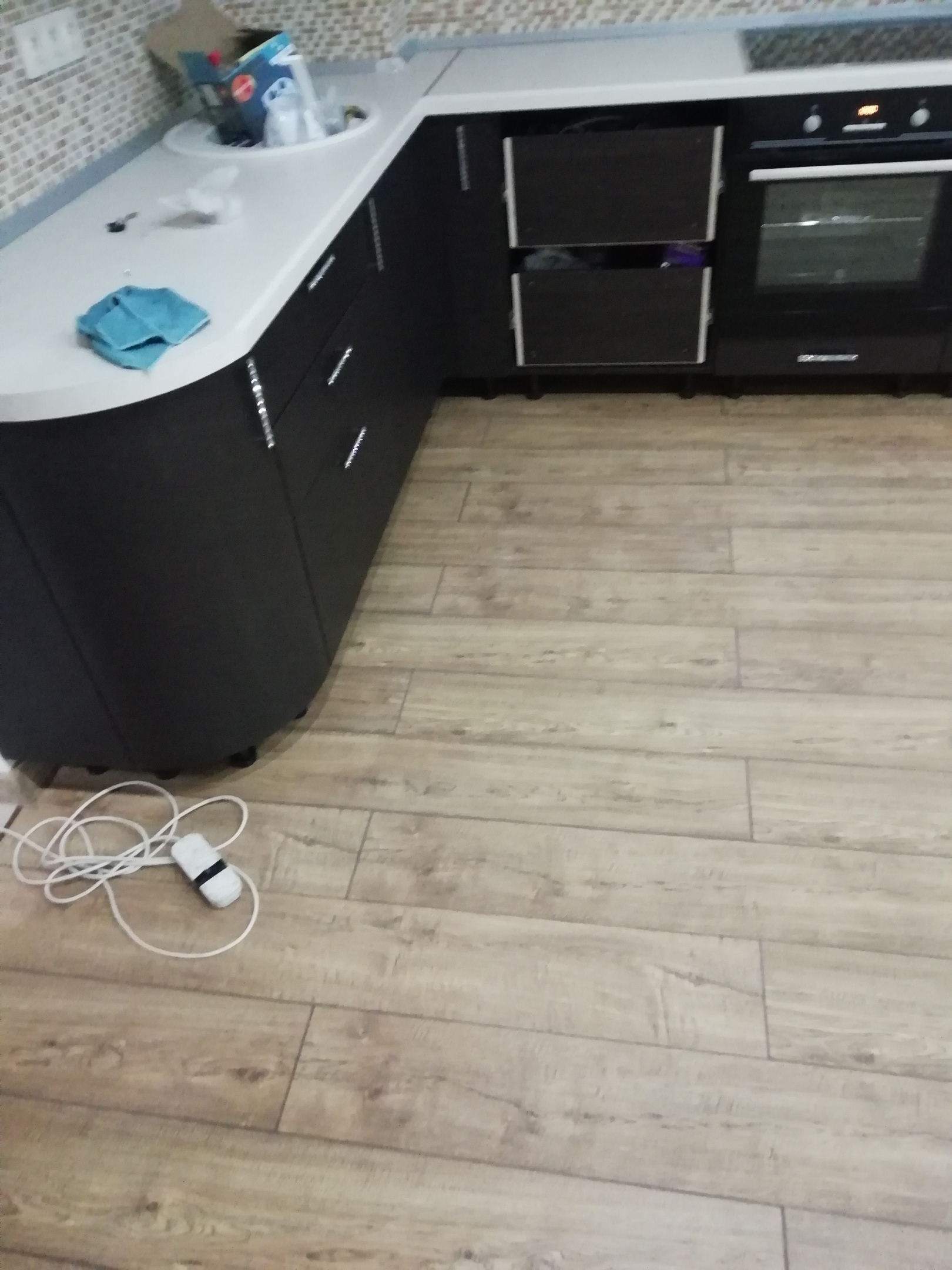 Квартира после уборки