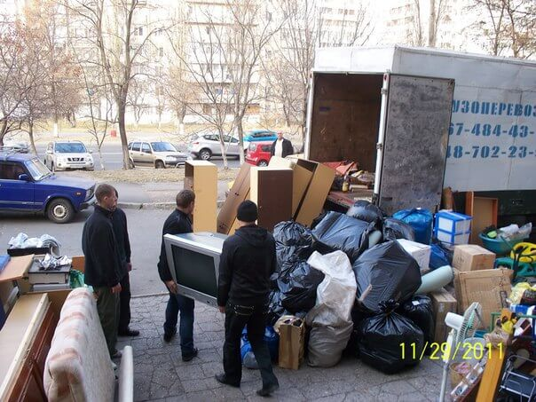 Квартирный переезд в Новокуйбышевске