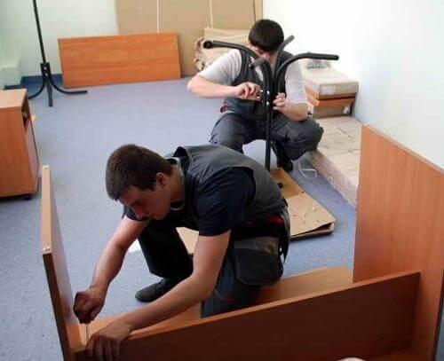 Сборка мебели в Новокуйбышевске
